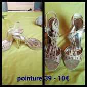 Chaussure  39 10 Saint-Leu (97)