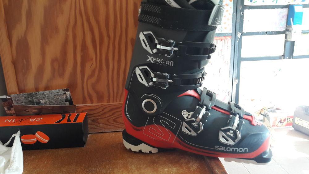 chaussure de ski 75 Sallanches (74)
