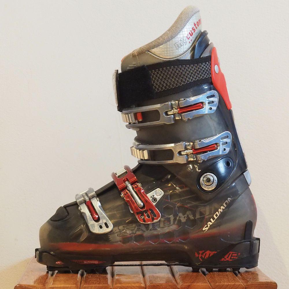 Chaussure de ski 0 Les Houches (74)