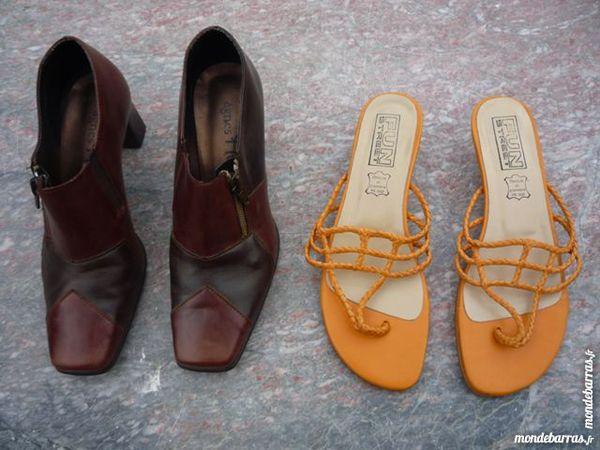 Chaussures Agnes Flo/Fun street/pointure 37 5 Castres (81)