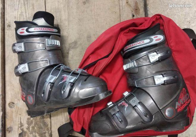 Chaussures Ski Alpin T43/44 Rossignol Occasion 39 Montpellier (34)