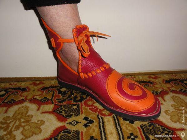 Chaussures d'artisan créateur 45 Cransac (12)