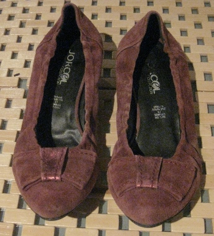 Chaussures ballerines femme taille 36 19 Toulon (83)