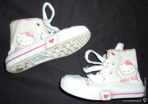 chaussures / baskets fille HELLO KITTY T 26 4 Bonnelles (78)