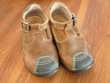 chaussures bebe garçon 21 MOD 8 TBE camel