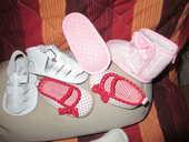 Chaussures bébé Pointure 16 et 3/6 mois  5 Créteil (94)