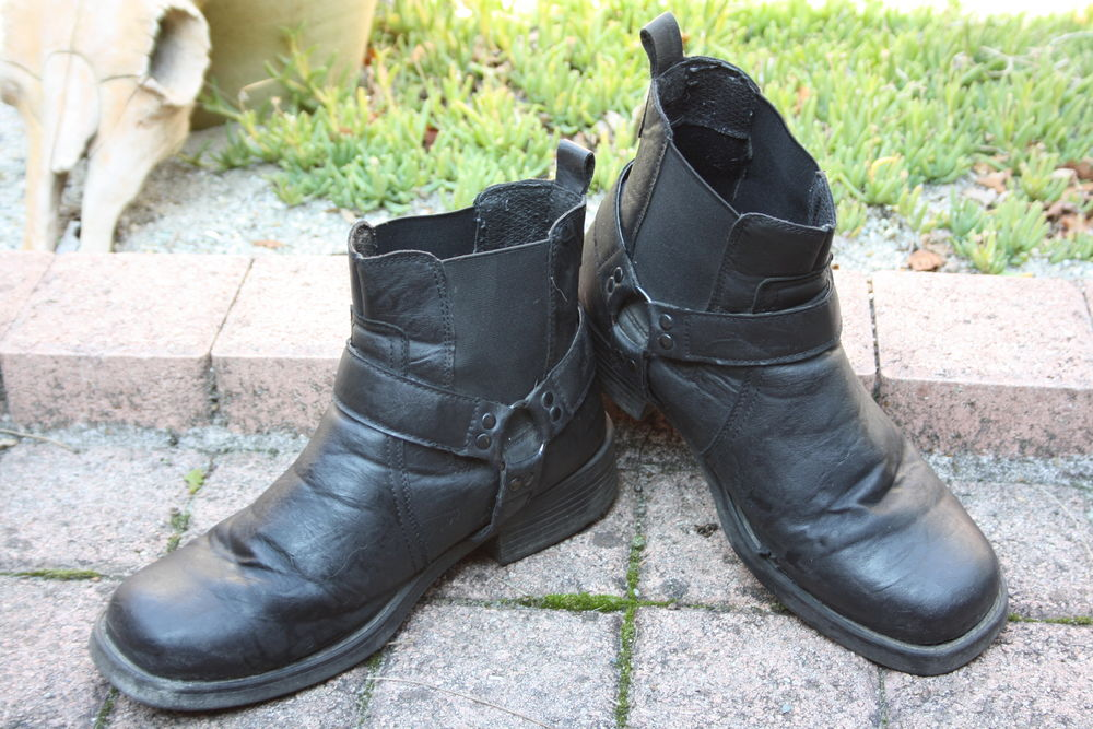 chaussures Boots pour hommes Chaussures