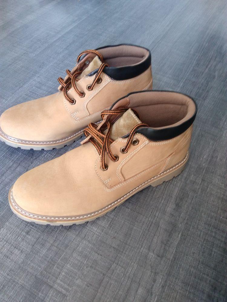 Chaussures boots randonnée 10 Brive-la-Gaillarde (19)