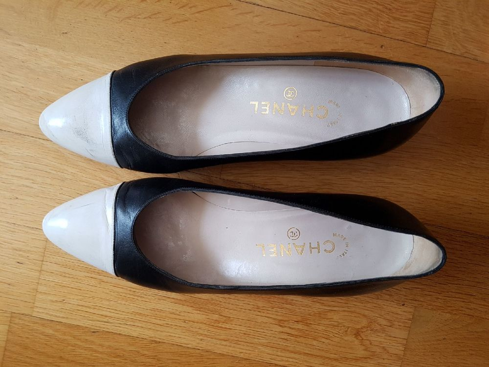 CHAUSSURES CHANEL POINTURE 39.5 95 Courbevoie (92)