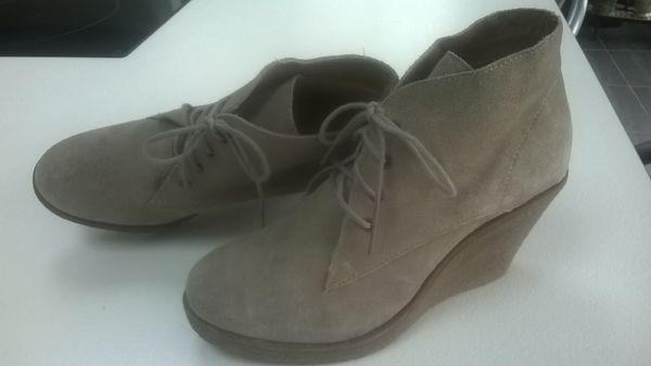 Chaussures compensées T. 39 8 Abbeville (80)