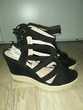 chaussures compensés ( neuve) pointure 39