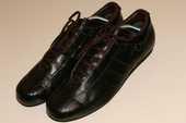 Chaussures cuir Adidas cuir marron pointure 44 2/3 35 Reims (51)