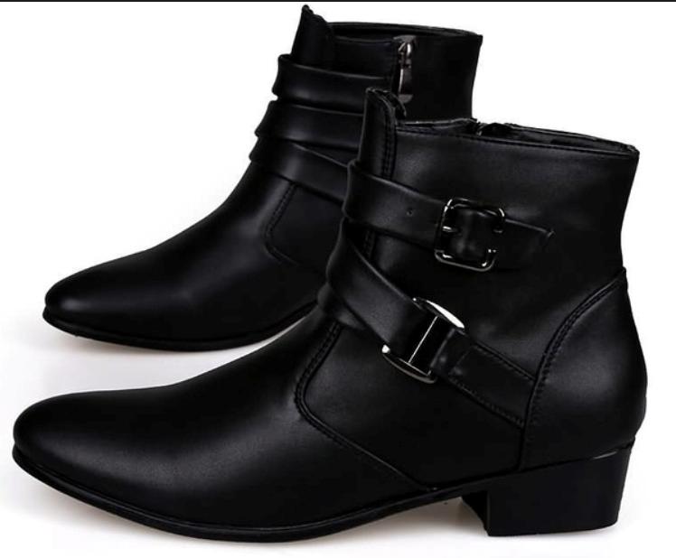 Chaussures cuir hommes noires  10 La Valette-du-Var (83)