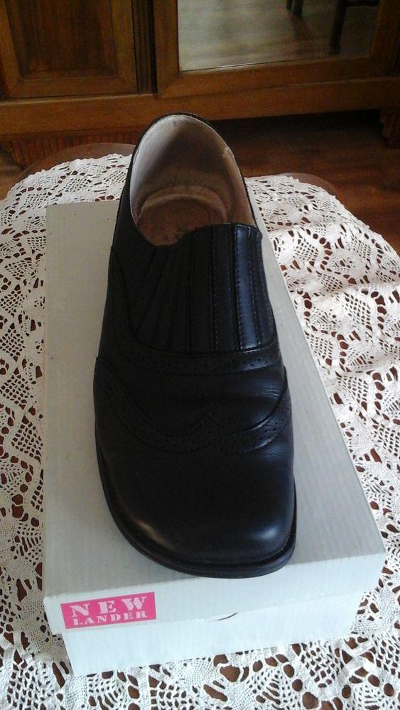 Chaussures cuir New Lander 20 Saint-Gaudens (31)