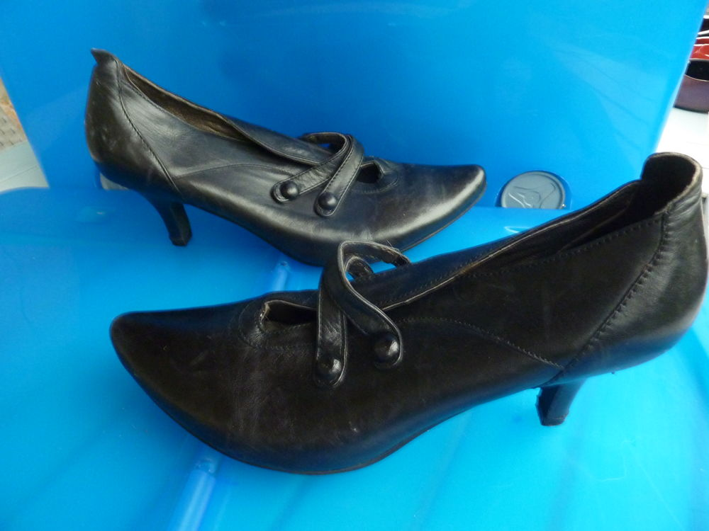 Chaussures cuir neuves pointure 41 8 Castanet-Tolosan (31)