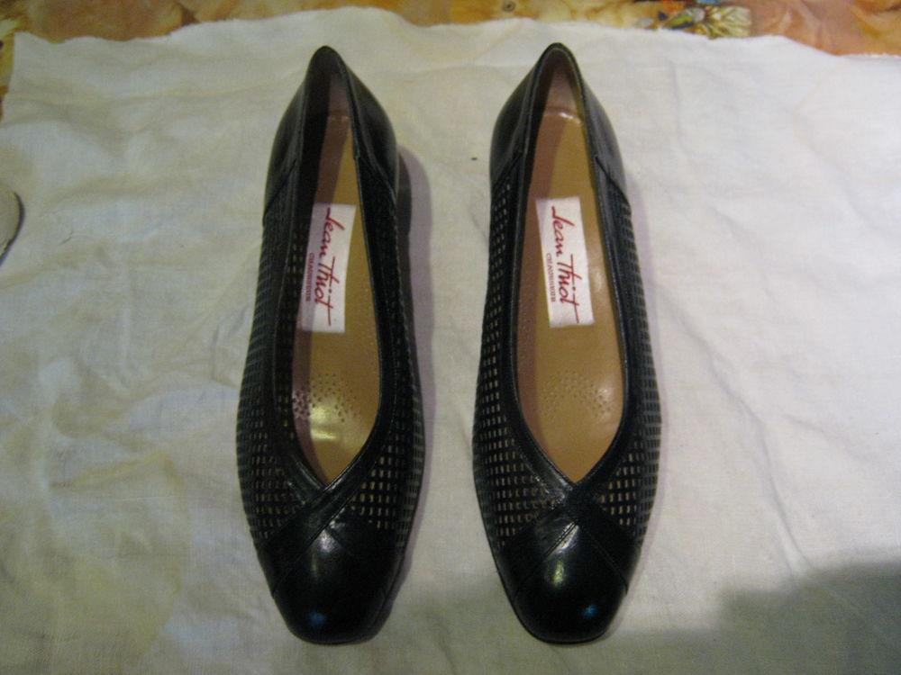 chaussures cuir 30 Ozoir-la-Ferrière (77)