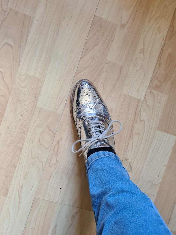 "chaussures derby ""JustFab"" pointure 37 Chaussures"