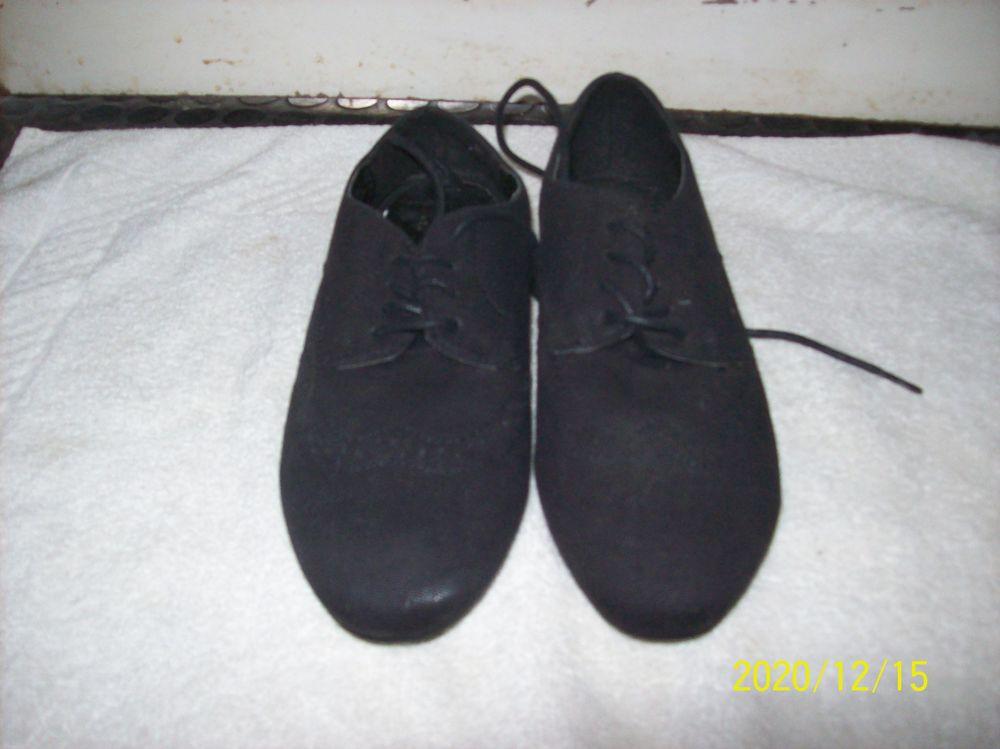 Chaussures derby noires 8 Pantin (93)