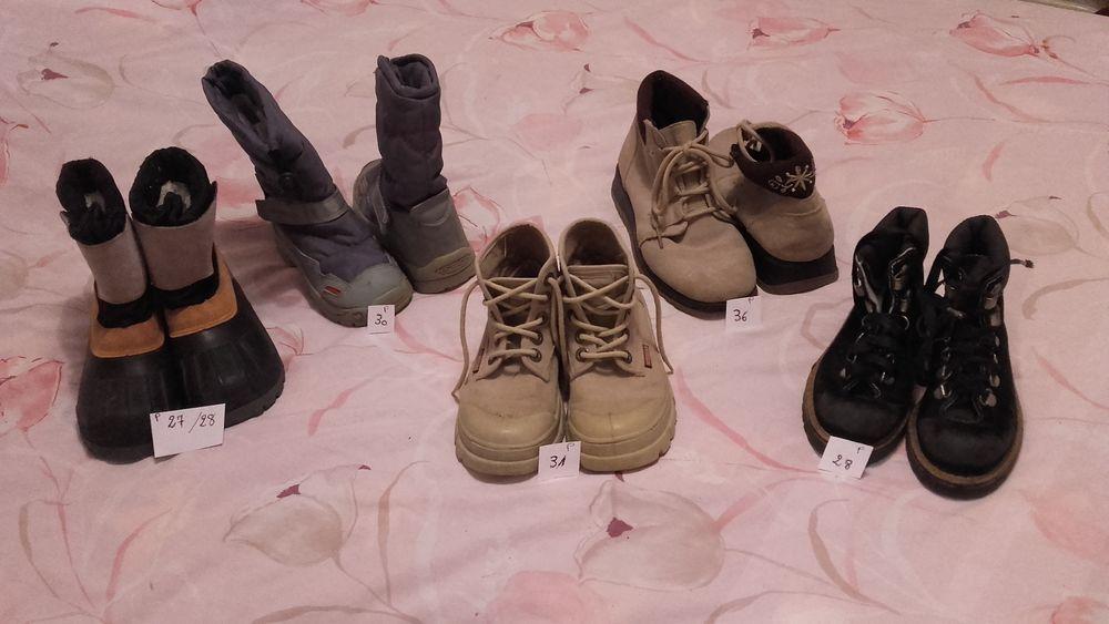 chaussures de différentes  tailles 0 Polliat (01)