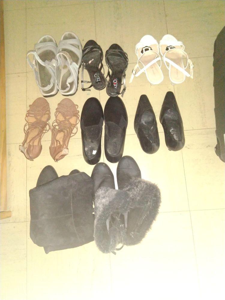 Lot de Chaussures en bon état taille 41 40 Brive-la-Gaillarde (19)