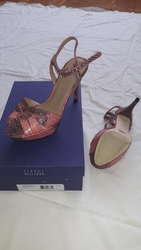 Chaussures femme STUART WEITZMAN 37,5 50 Salon-de-Provence (13)