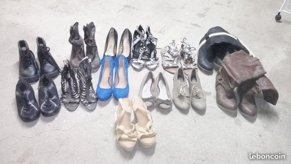 Chaussures femme 3 Blois (41)