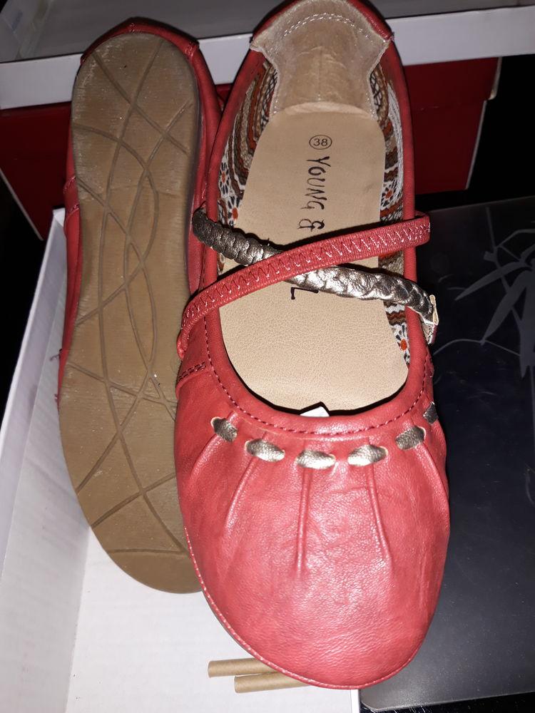 chaussures femme  20 Clessé (71)