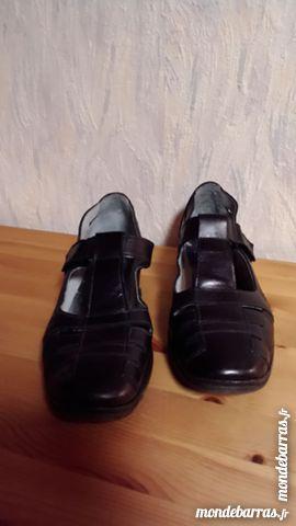 Chaussures femmes, T40, couleur noire, occasion 5 Lens (62)