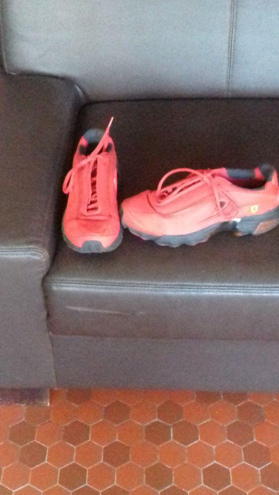 Chaussures FILA FERRARI  40 Chasseneuil (36)
