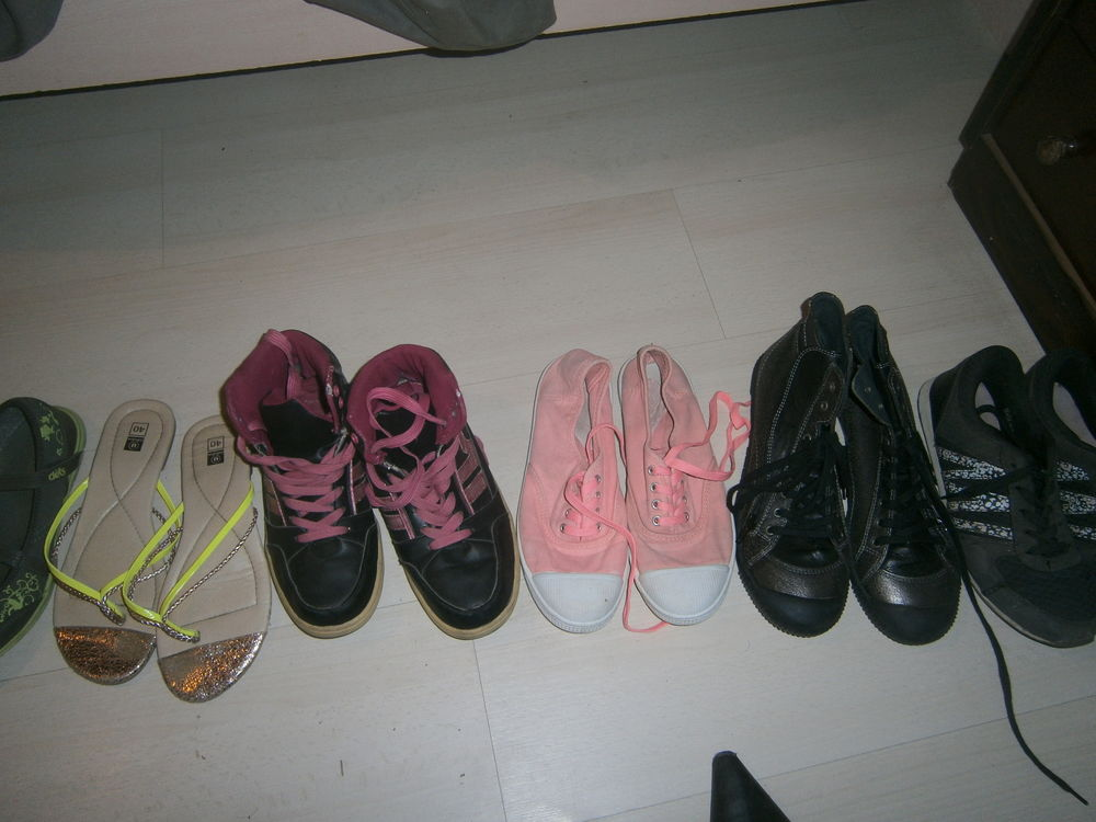 chaussures fille 37-38 2 Annonay (07)