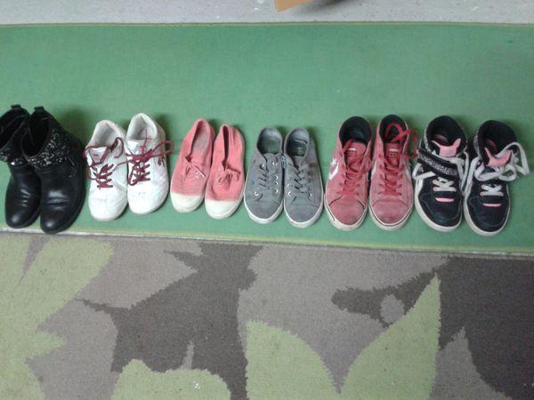 Lot de chaussures fille 40 Amiens (80)
