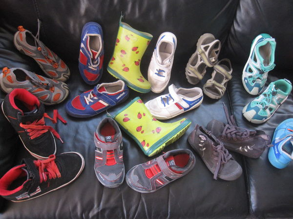 Chaussures filles garçons pointures 23 à 33 2 Saint-Jean-Pla-de-Corts (66)