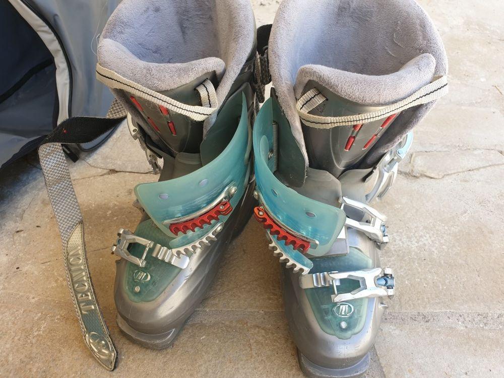 Chaussures de Ski & sac Flex Control Super Fit Tecnier Poin 59 Saint-Mandrier-sur-Mer (83)