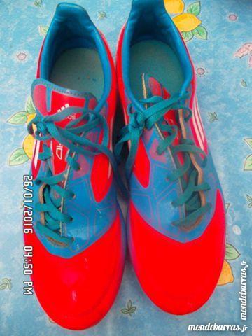 chaussures foot ADIDAS F50*T.41 1/3*5e*kiki60230 Chaussures