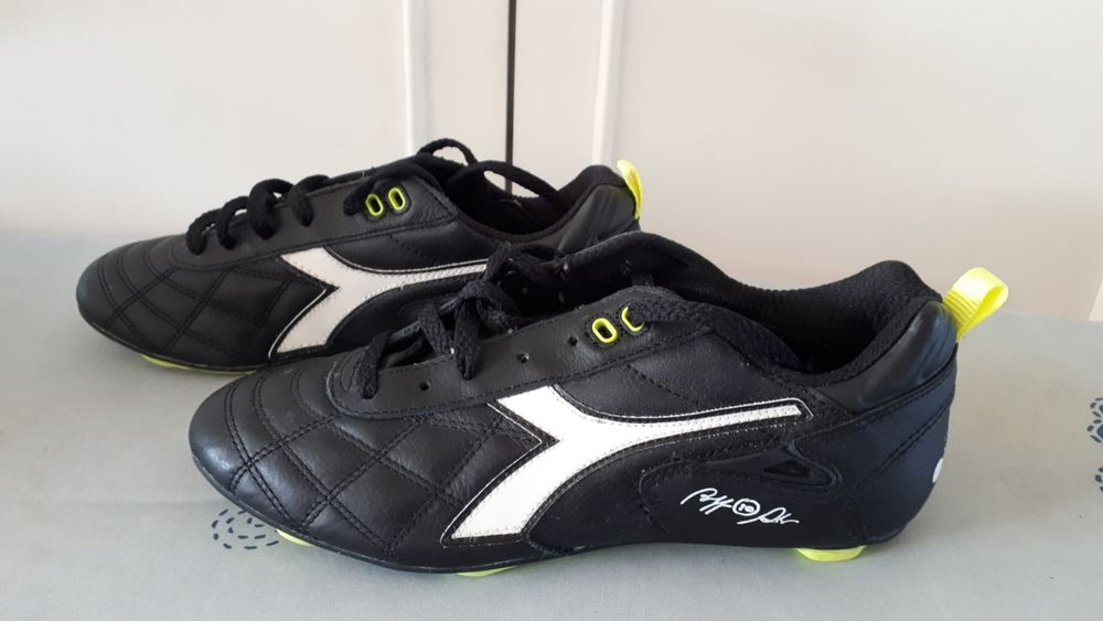 Chaussures football Diadora signature Roberto Baggio  - 42 35 Villemomble (93)