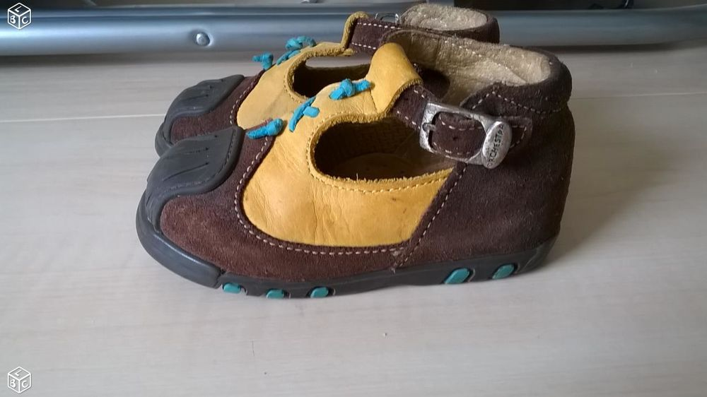 Chaussures garçon T21 ORCHESTRA tbe  8 Quetigny (21)