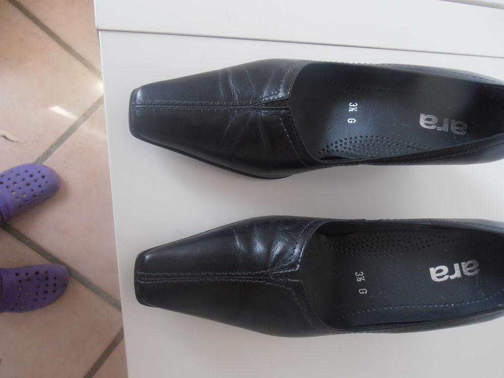 chaussures habillées cuir fin italien, surpiqurées  40 Beausoleil (06)