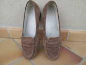 Chaussures habillées en daim - Femme - Pointure 40 20 Lyon 7 (69)