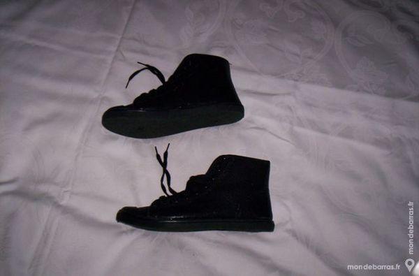 Chaussures hautes genre baskets 10 Lucq-de-Béarn (64)