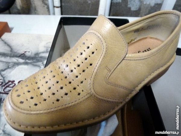 chaussures homme cuir Chaussures