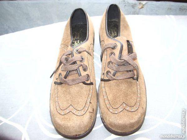 chaussures homme  dessus cuir 6 Merville (59)