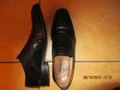 Chaussures homme Manfield noires 20 Alfortville (94)
