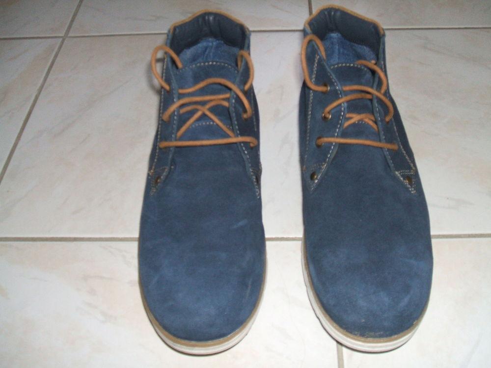 - Chaussures  homme de marque DENIM SIDE 20 Montceau-les-Mines (71)