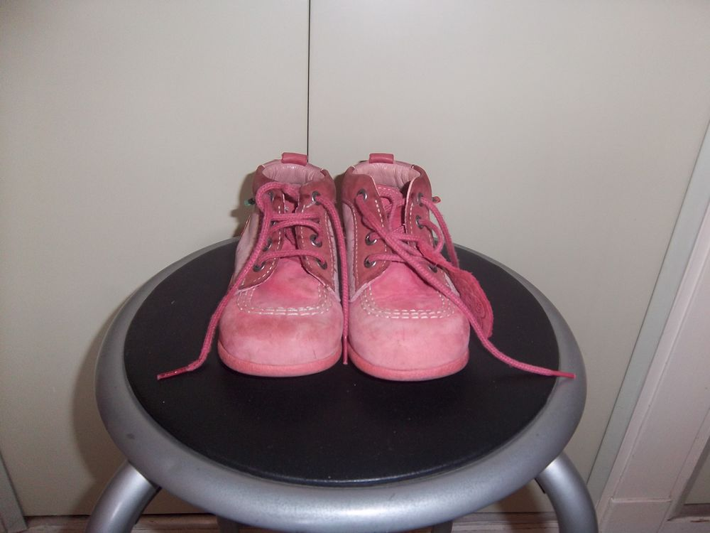 Chaussures Kickers  24 10 Bossay-sur-Claise (37)