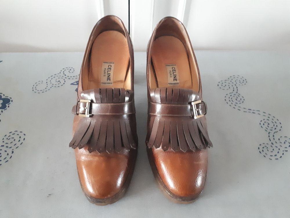 Chaussures de luxe CELINE  - 38 - TBE 70 Villemomble (93)