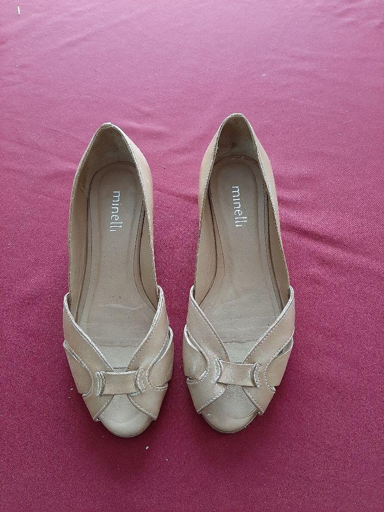 chaussures Minelli point 36 15 Quimper (29)