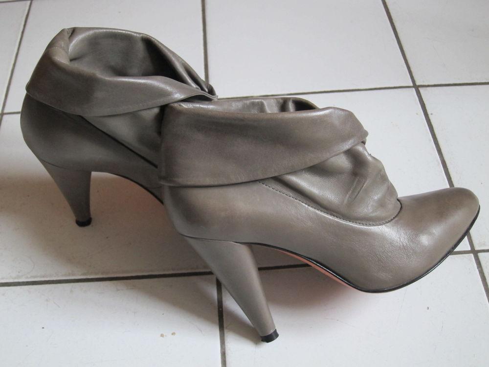 Chaussures/mini bottines femme T 37 Comptoir des Cotonniers 0 Paris 20 (75)