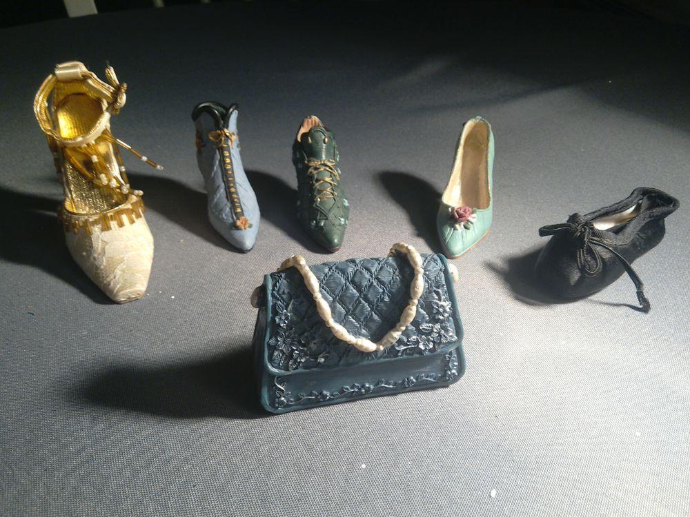Chaussures miniatures Déco 6 Toulon (83)