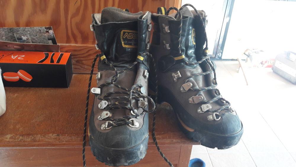 Chaussures de hte montagne 150 Passy (74)