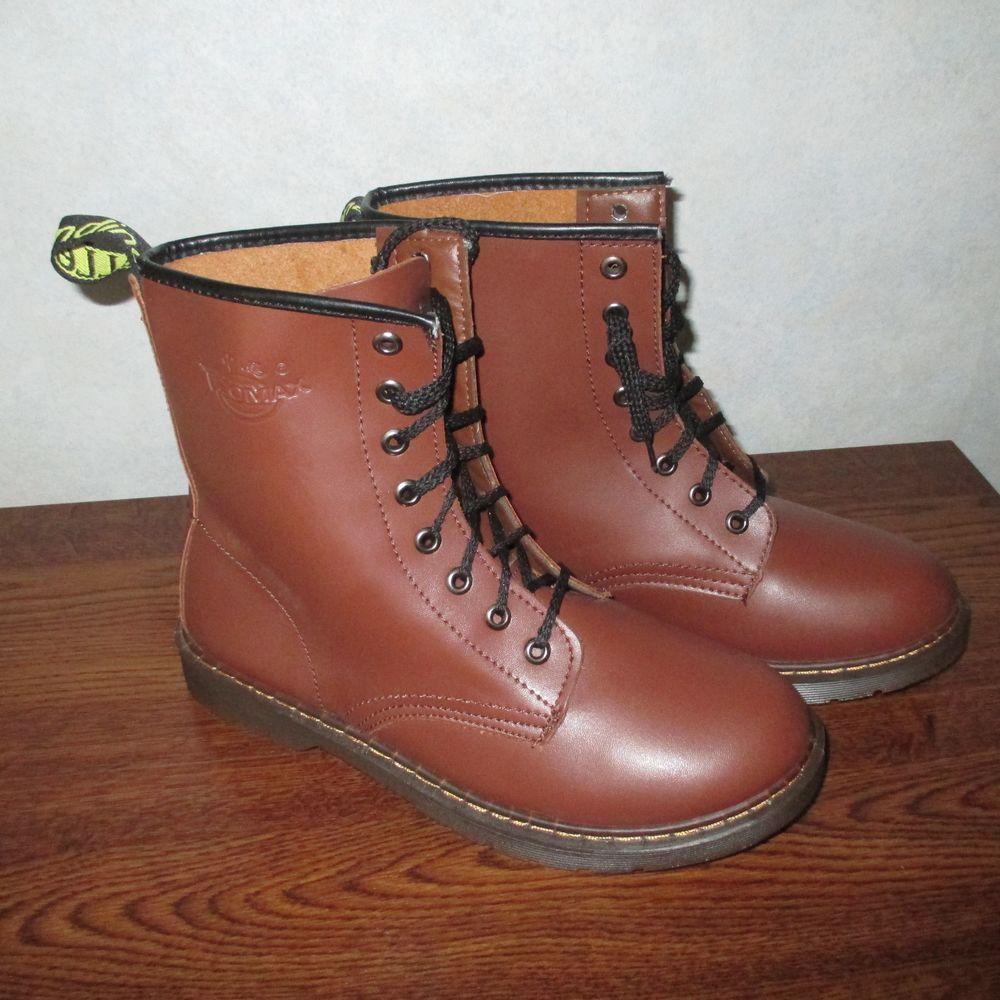 Chaussures montantes neuves cuir -- taille 40 -- 10 Creil (60)